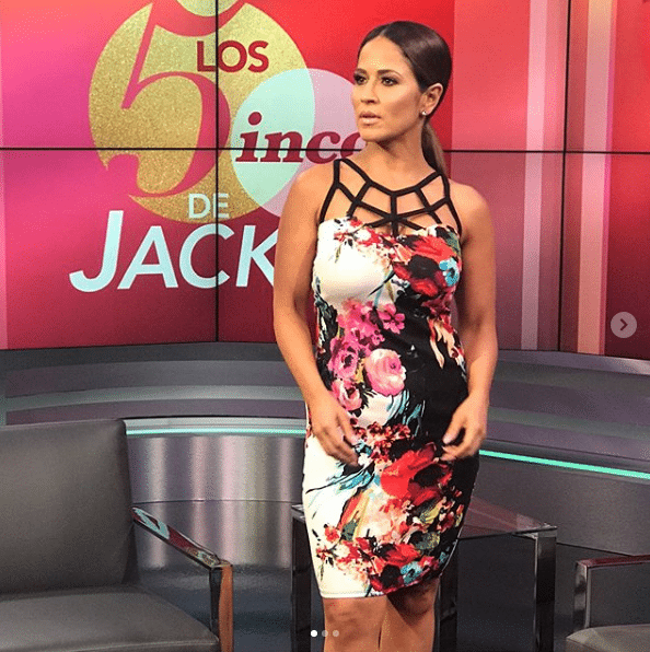 jackie guerrido shocked
