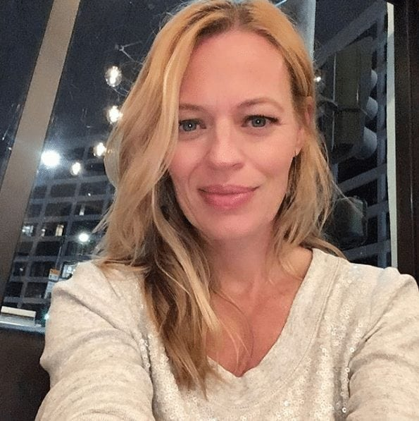 jeri ryan smile