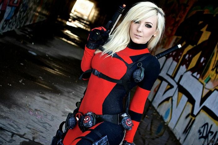 jessica nigri deadpool adam patrick murray