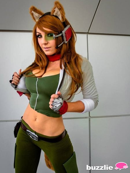 jessica nigri great cosplay