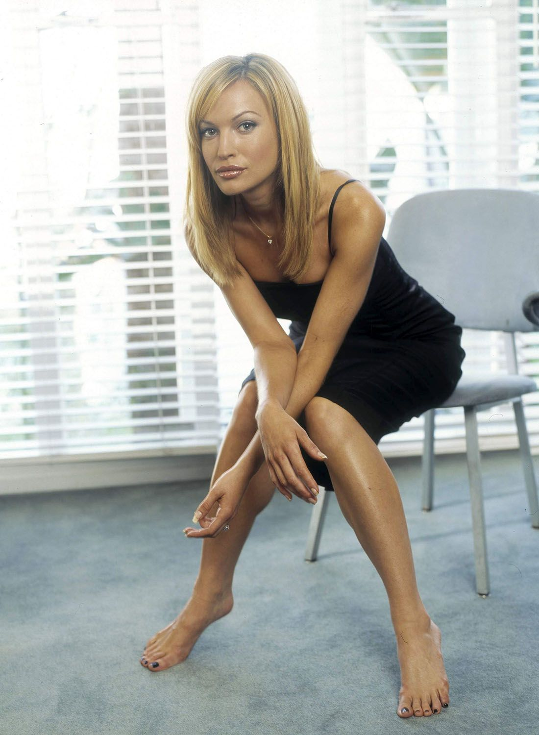 jolene blalock hot feet