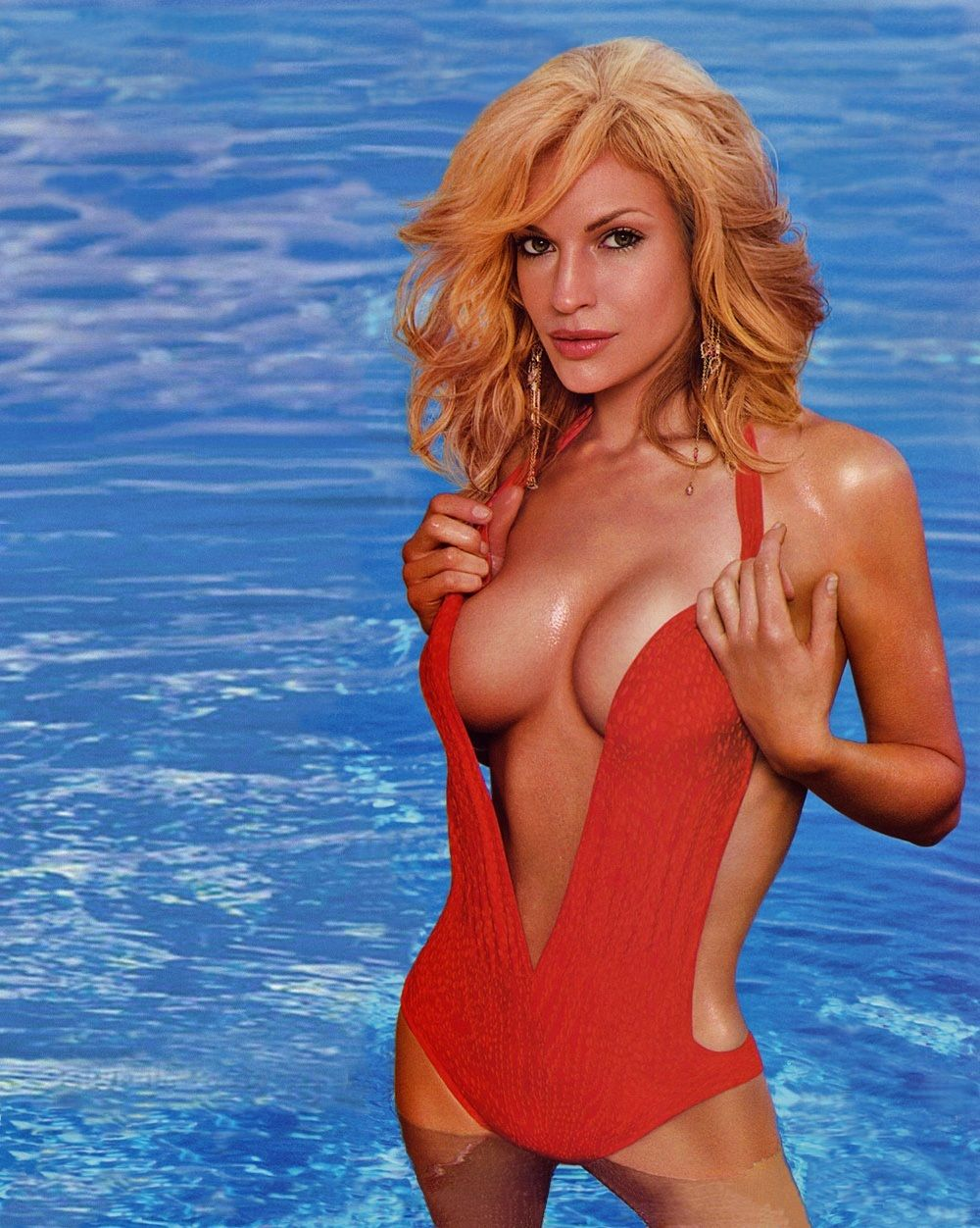 jolene blalock swimsuit