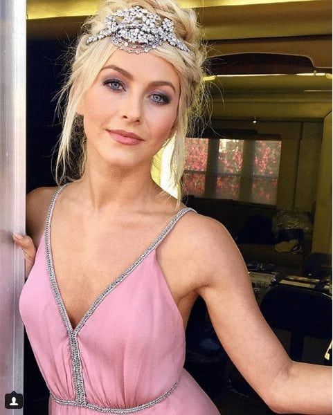 julianne hough amazing