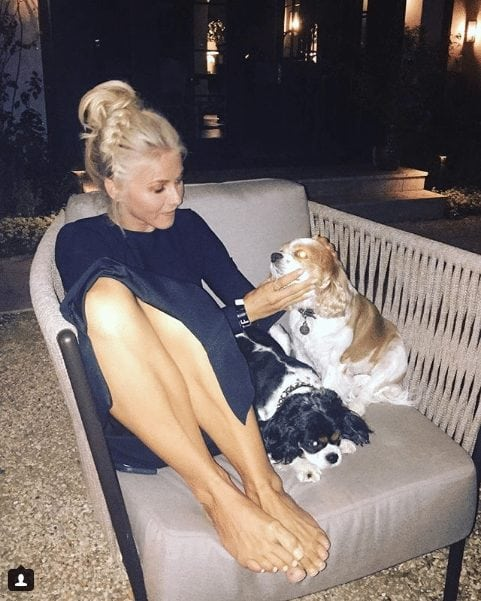 julianne hough animal lover
