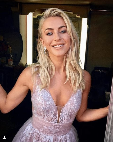 julianne hough charming
