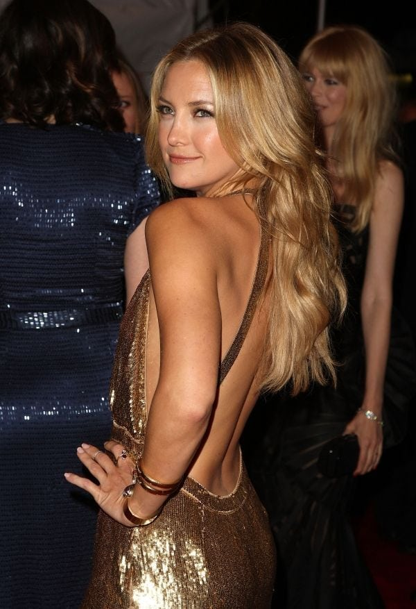 kate hudson hot back