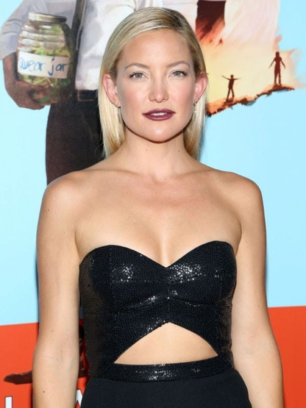 kate hudson sexy cleavage