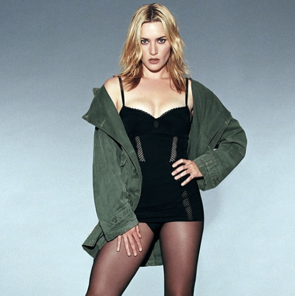 kate winslet too hot