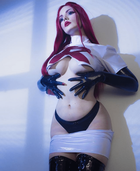 katyuska moonfox awesome look