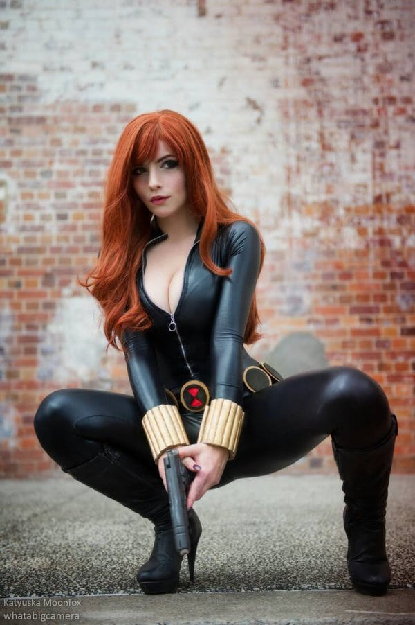 katyuska moonfox black widow