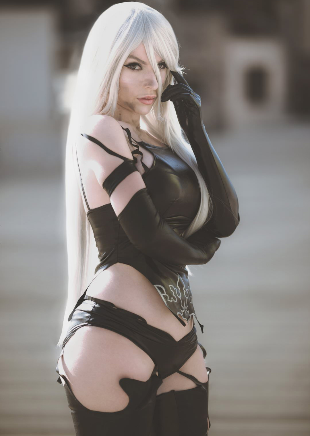 katyuska moonfox great look