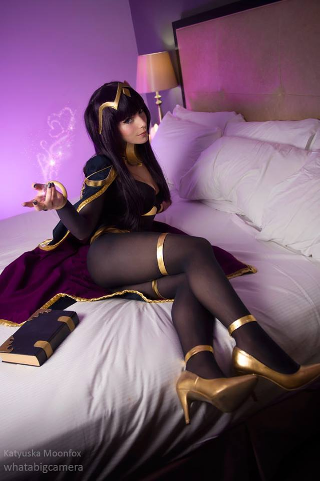 katyuska moonfox tharja from fire emblem