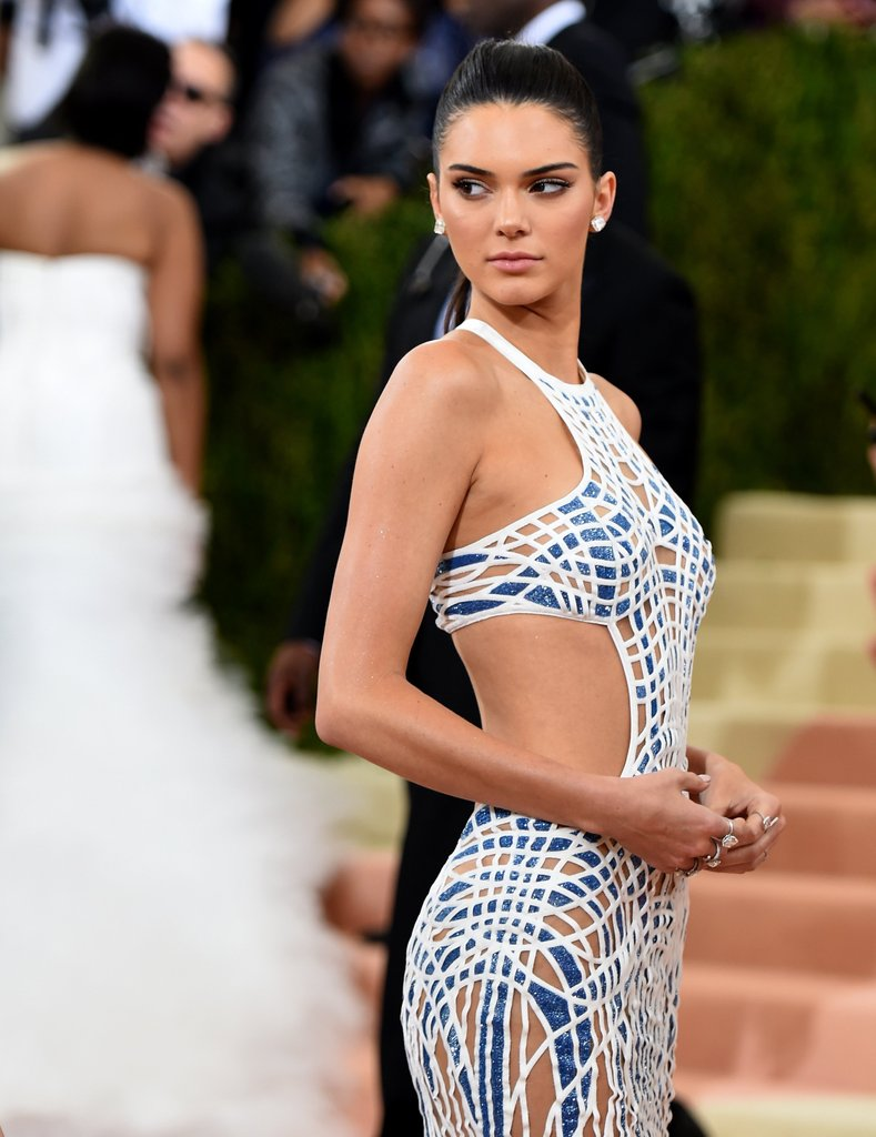 kendall jenner hottie dress