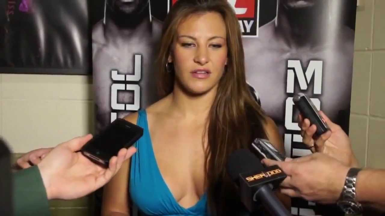 miesha tate awesome