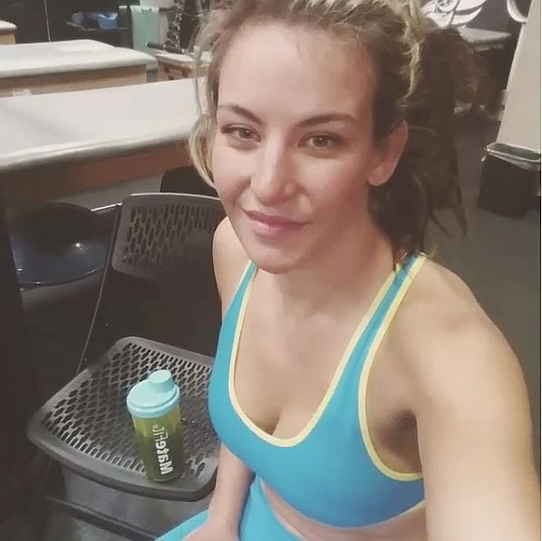 miesha tate beautiful