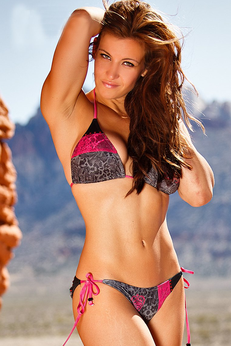miesha tate mind-blowing