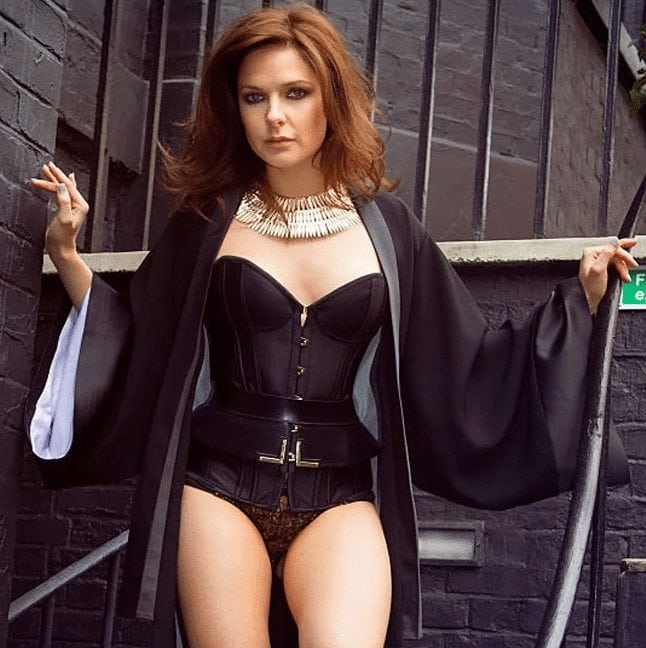 53 Hot Pictures Of Rebecca Ferguson Are Just Too Hot To Handle