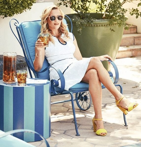 reese witherspoon drinking