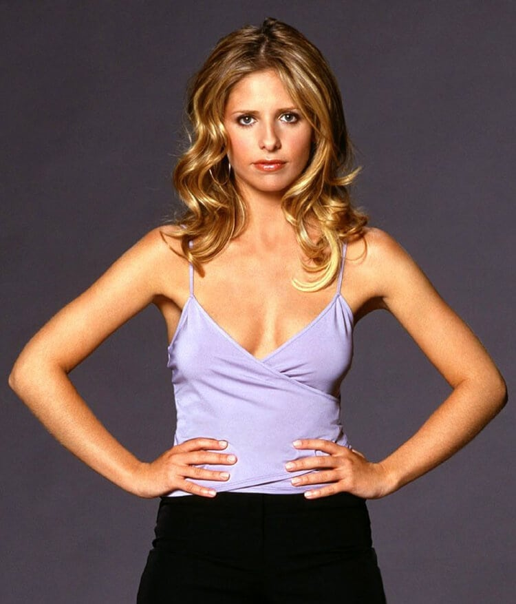 Hot Sarah Michelle Gellar naked (11 images) Is a cute, iCloud, see through
