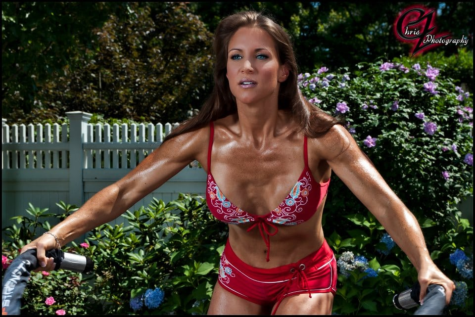 stephanie mcmahon Sexy in Bikini