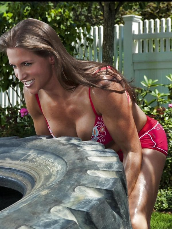 stephanie mcmahon Workout