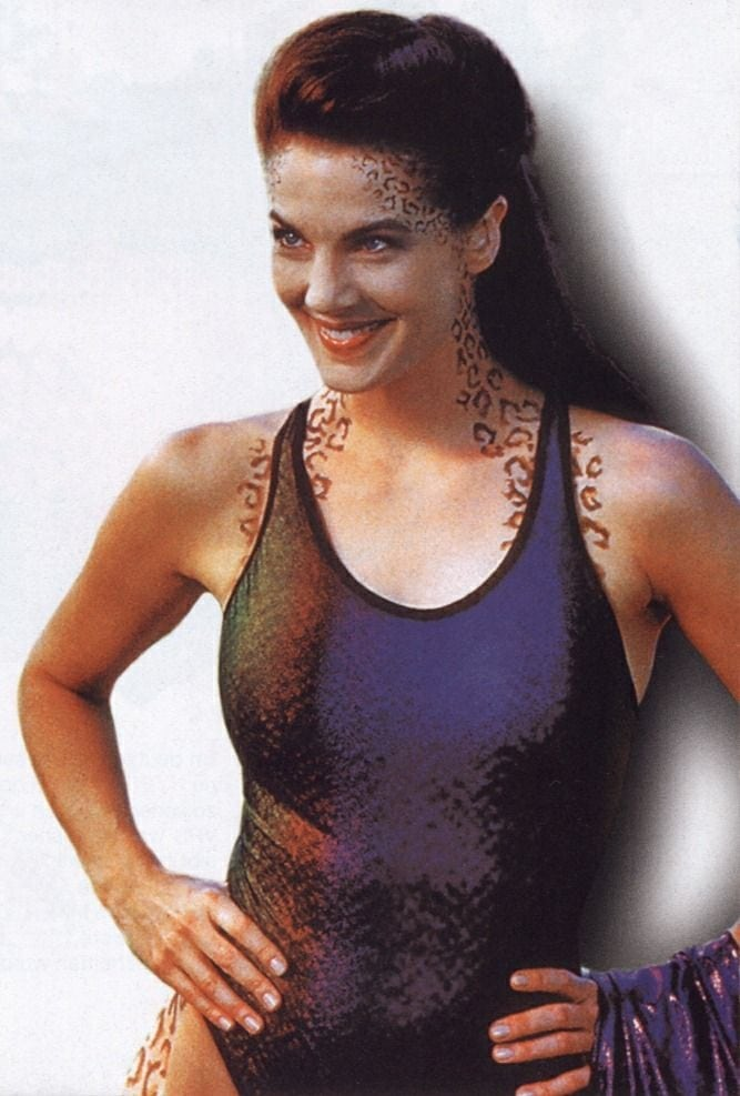 terry farrell awesome