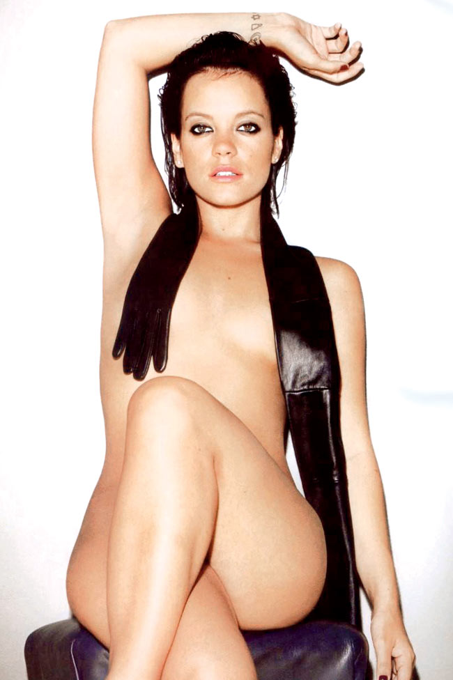 Lily Allen Hot Pictures