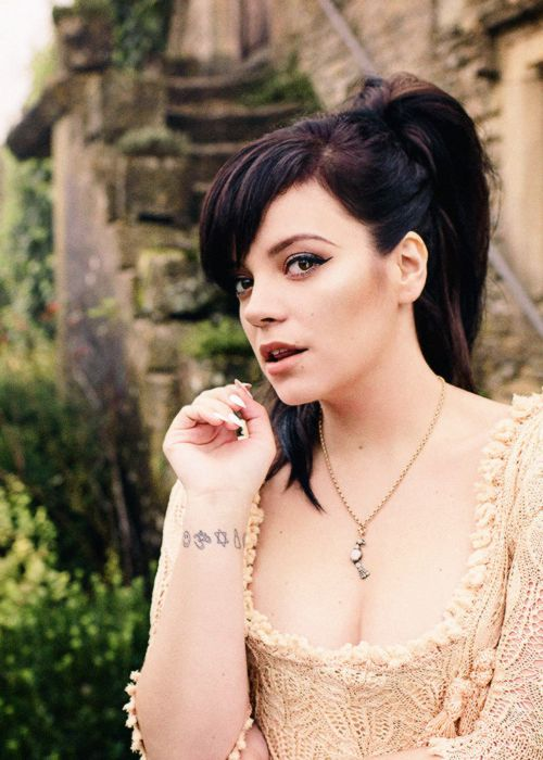 Lily Allen Beautifull