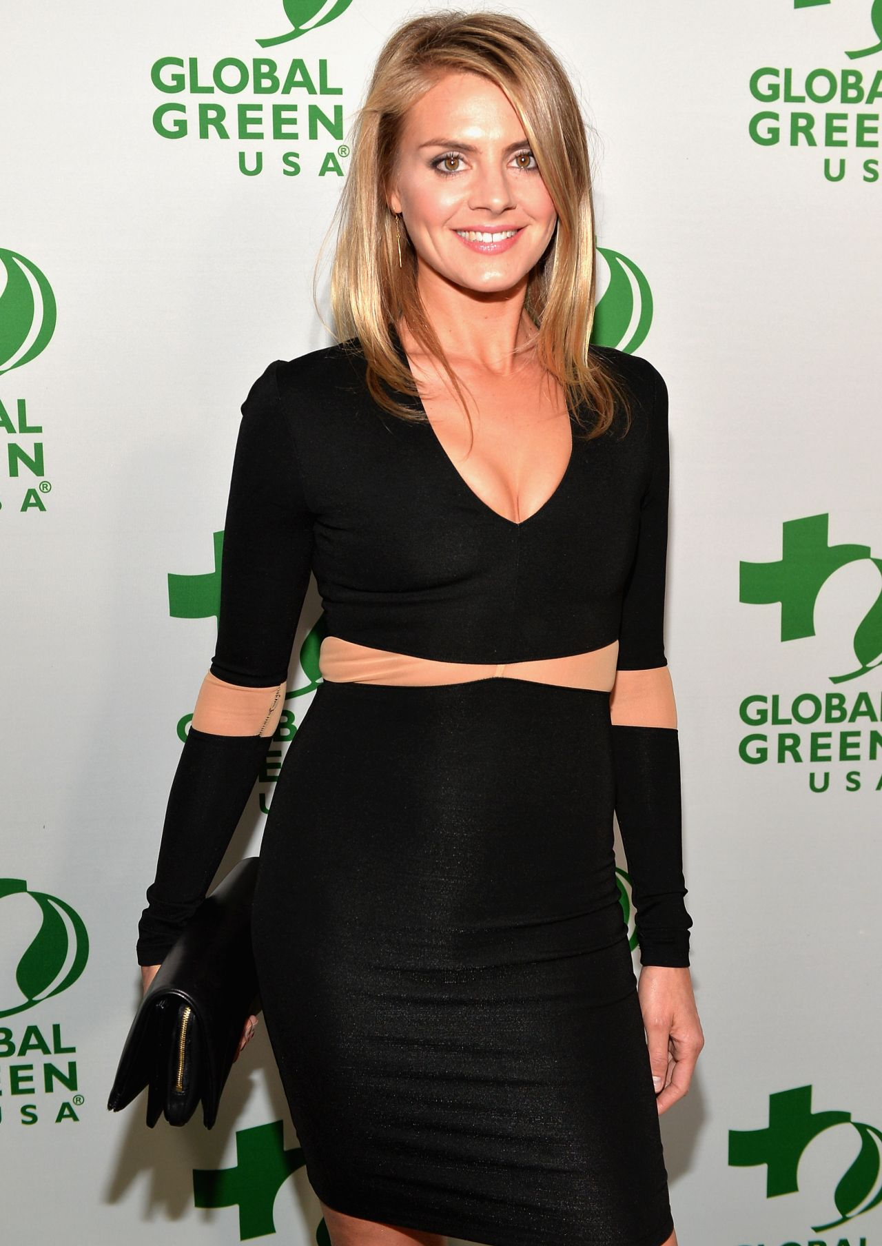 Eliza Coupe Hot in Black