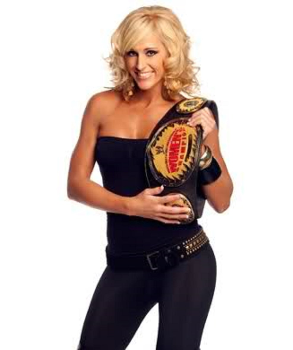 Michelle McCool on WWE