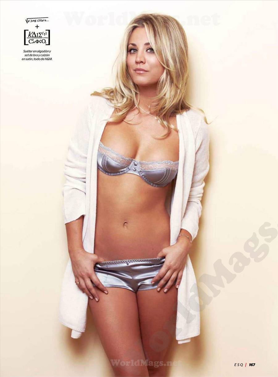 Kaley Cuoco's Hot Pictures