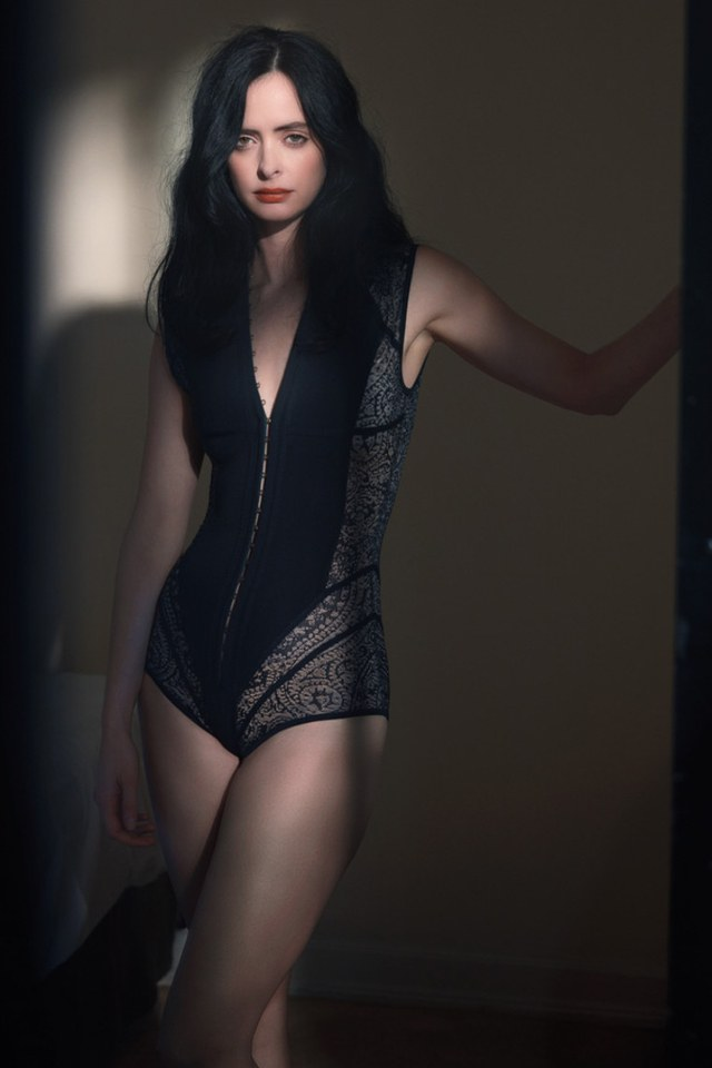 Krysten Ritter Hot Photoshoot