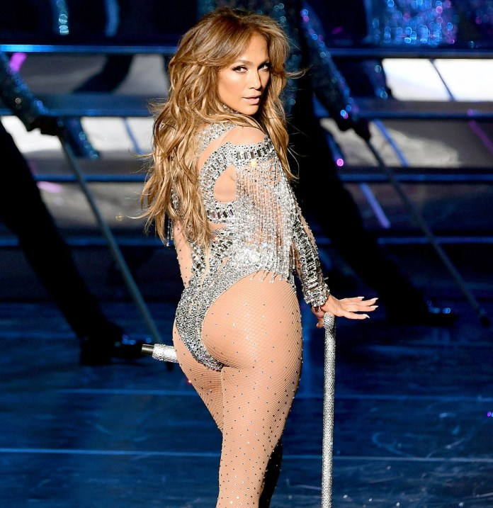 Jennifer Lopez Sexy Back