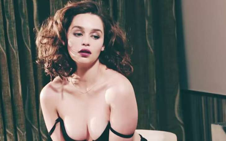 Emilia Clarke Hot Photoshoot