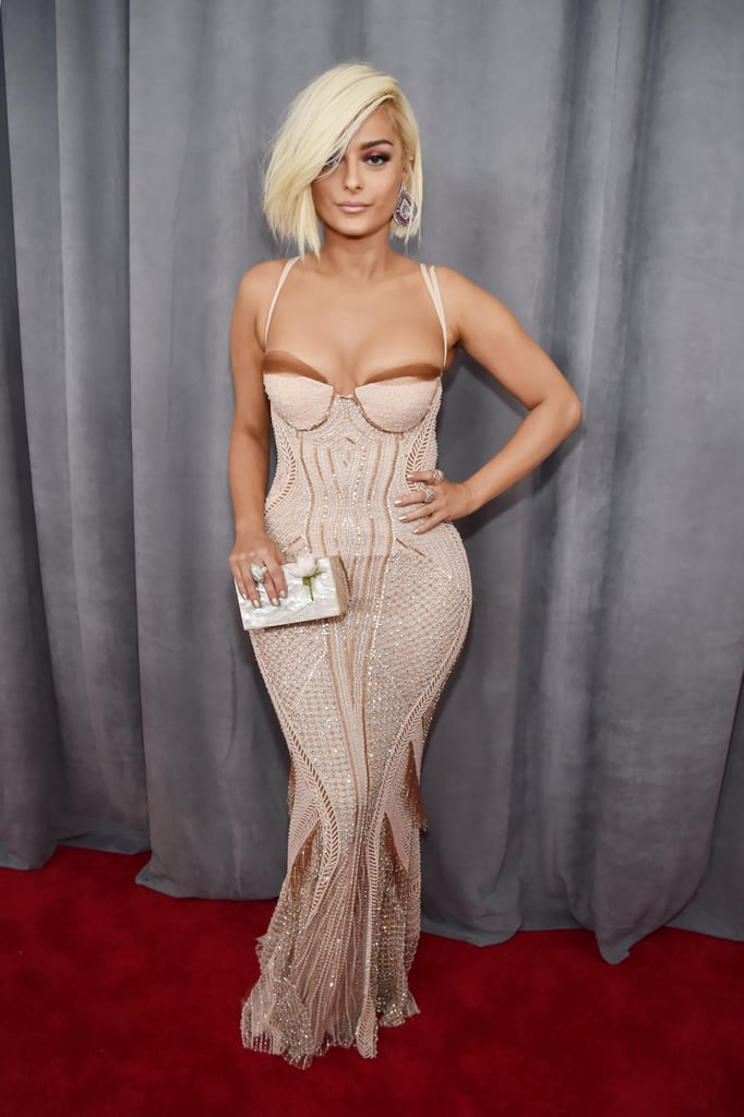 Bebe Rexha on Red Carpet