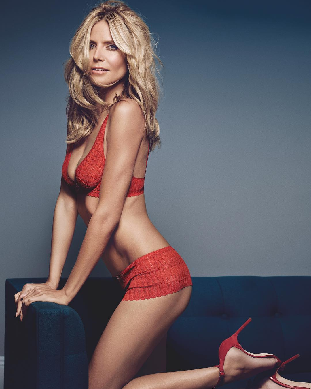 Heidi Klum Hot Photoshoot