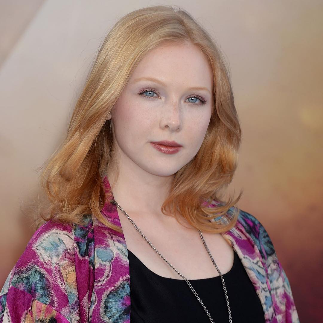 picture Molly C. Quinn born October 8, 1993 (age 25)