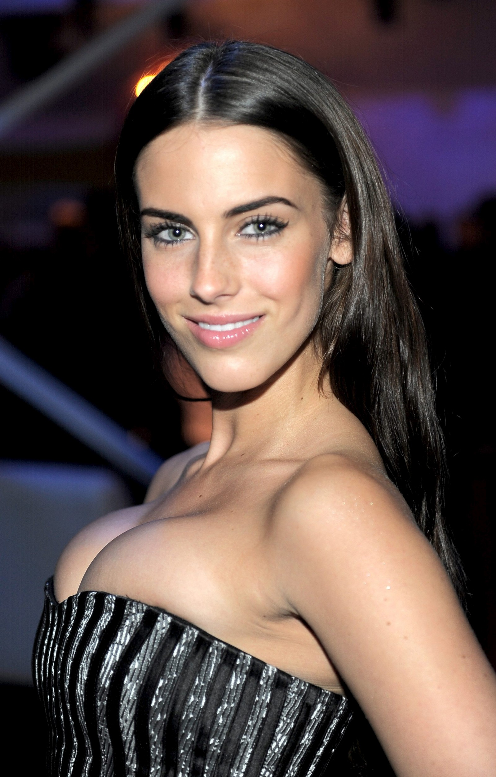 Jessica Lowndes Smile