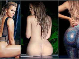 38 Hottest Khloe Kardashian Bikini Pictures Bring Her Big Butt Into Light