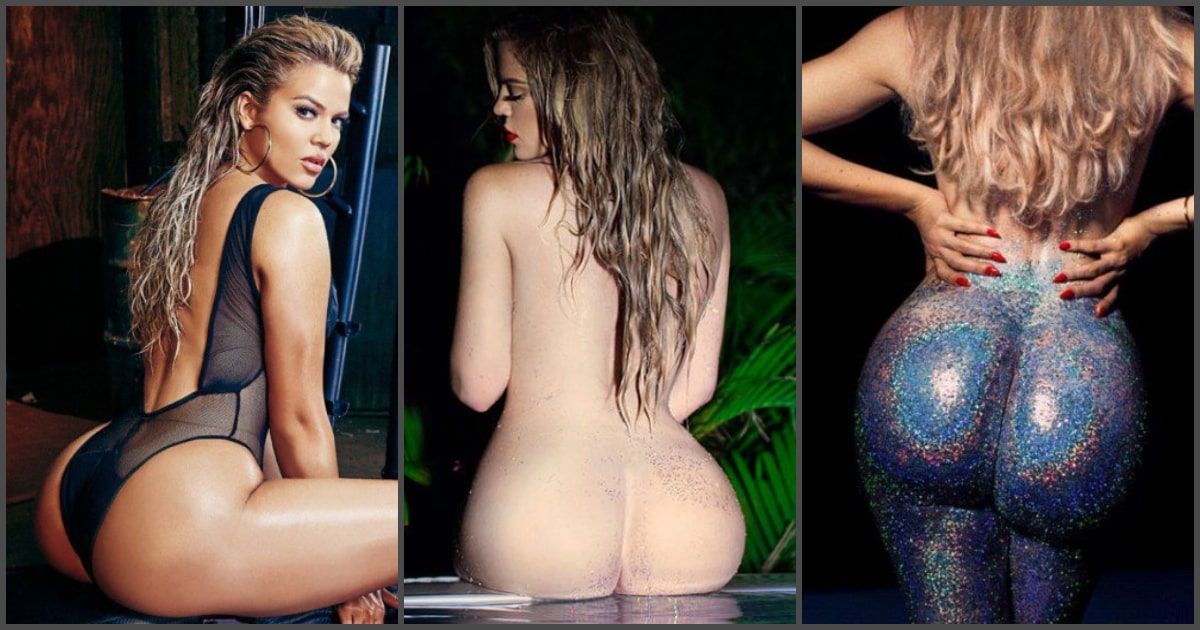 khloe kardashian nude and sexy