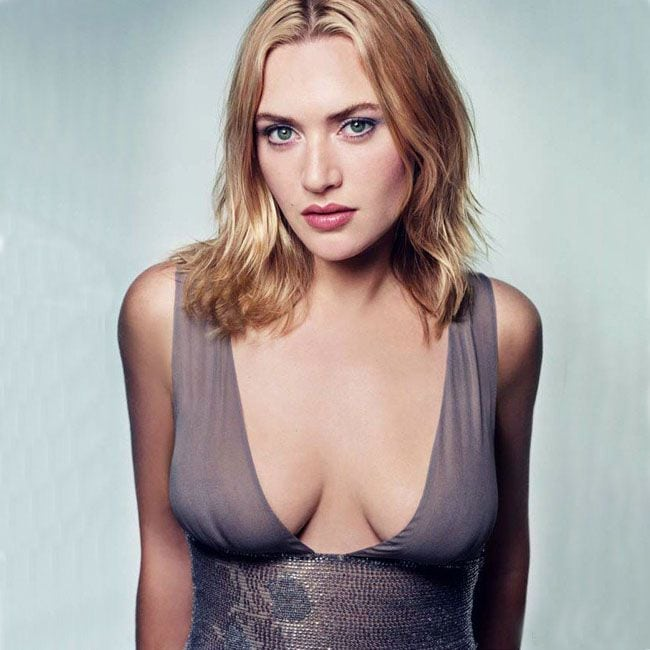 Kate Winslet Sexy Pictures