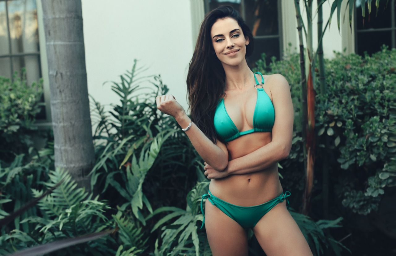Jessica Lowndes on Smile