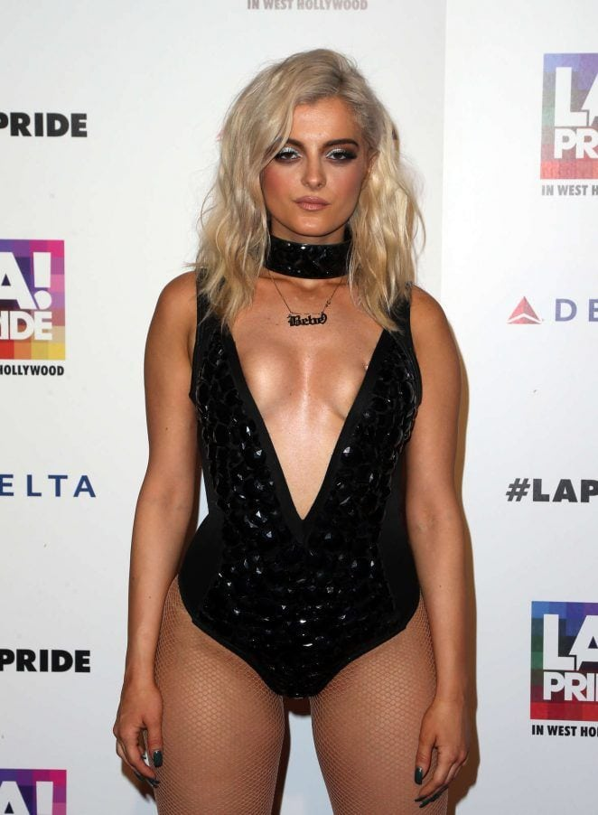 Bebe Rexha Hot Photoshoot