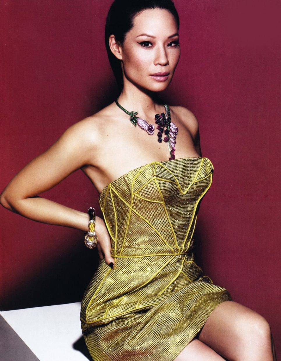 Lucy Liu Sexy Pictures