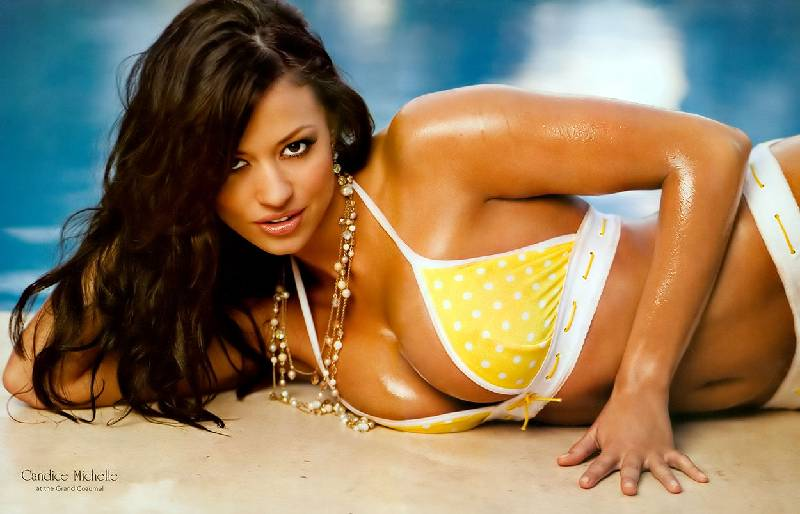 Candice Michelle Photoshoot