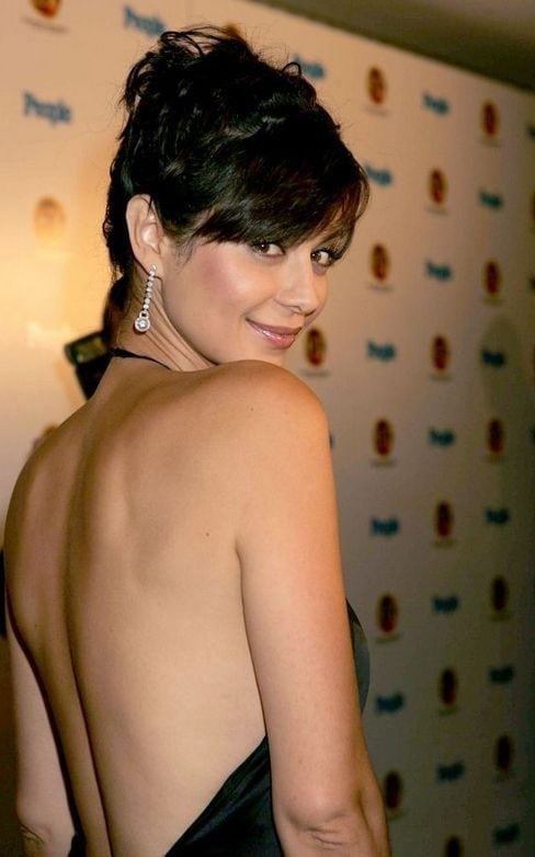 Catherine Bell Sexy Back