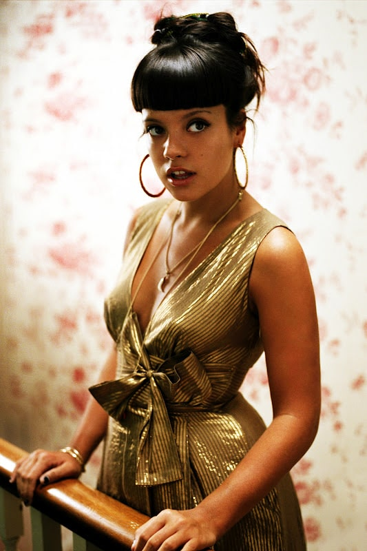 Lily Allen Photoshoot