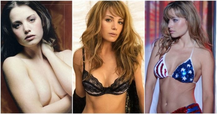 35 Hottest Erica Durance Pictures Are Sexy As Hell