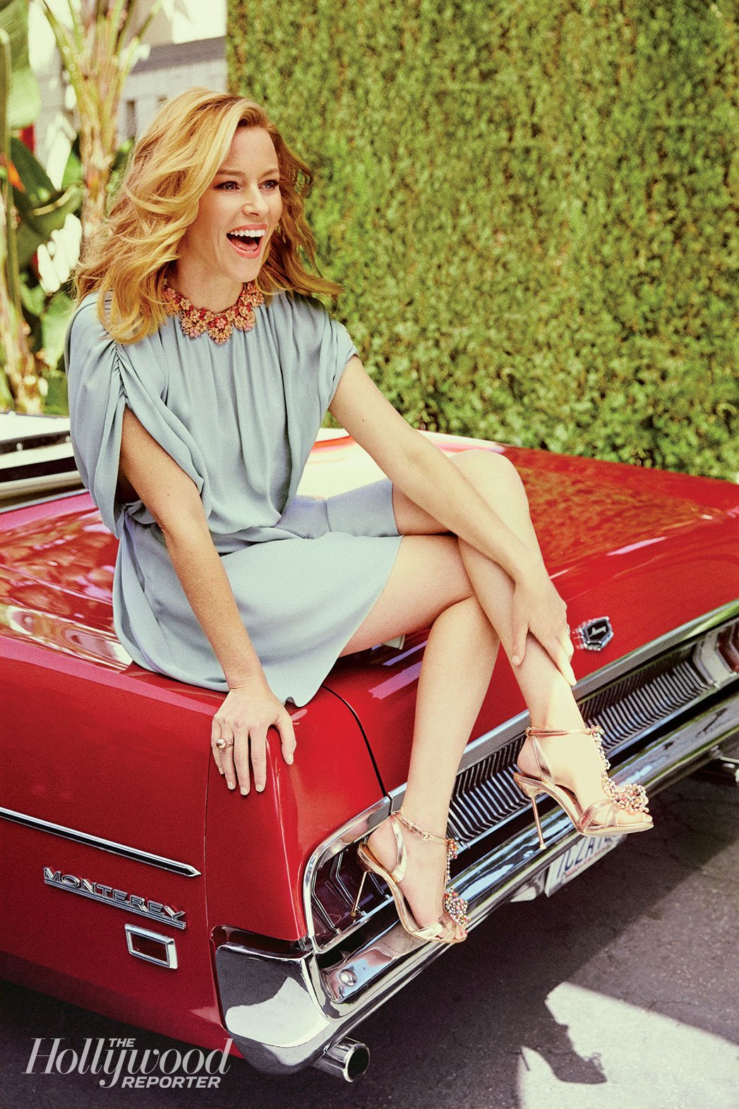 Elizabeth Banks Photoshoot