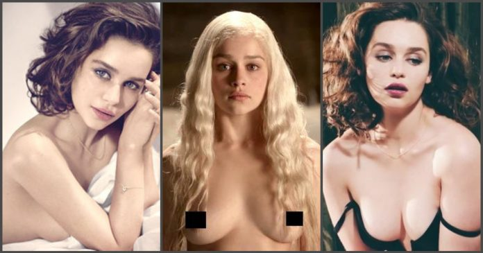 38 Hottest Emilia Clarke Bikini And Lingerie Pictures Will Want Her Now